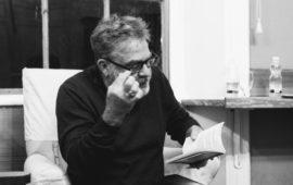 Visita de Jordi Odrí al taller de escritura