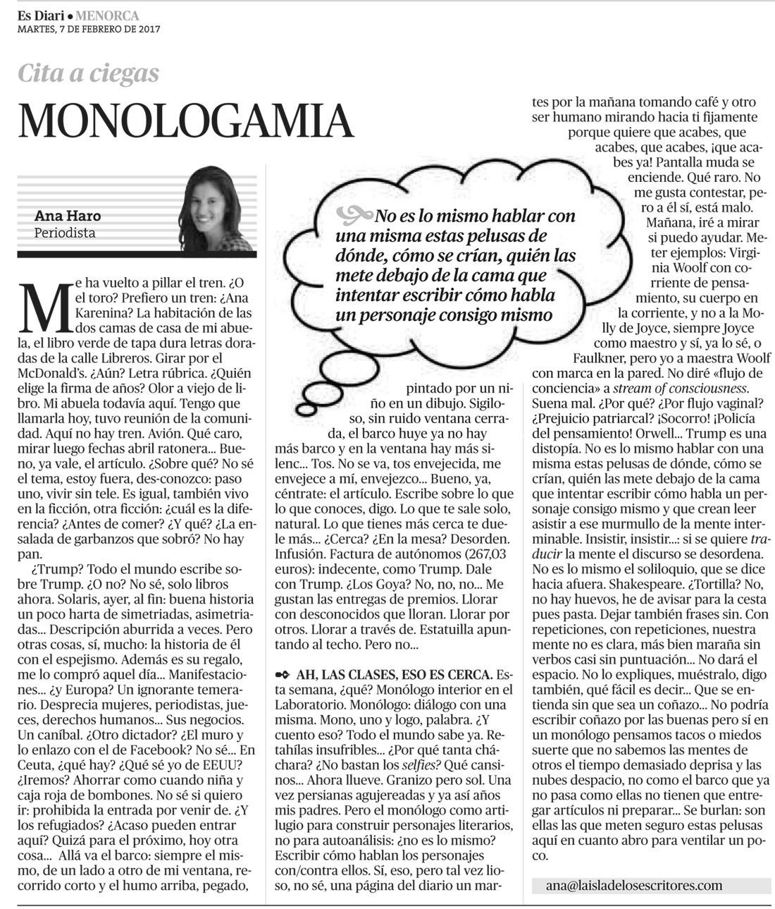 monologamia